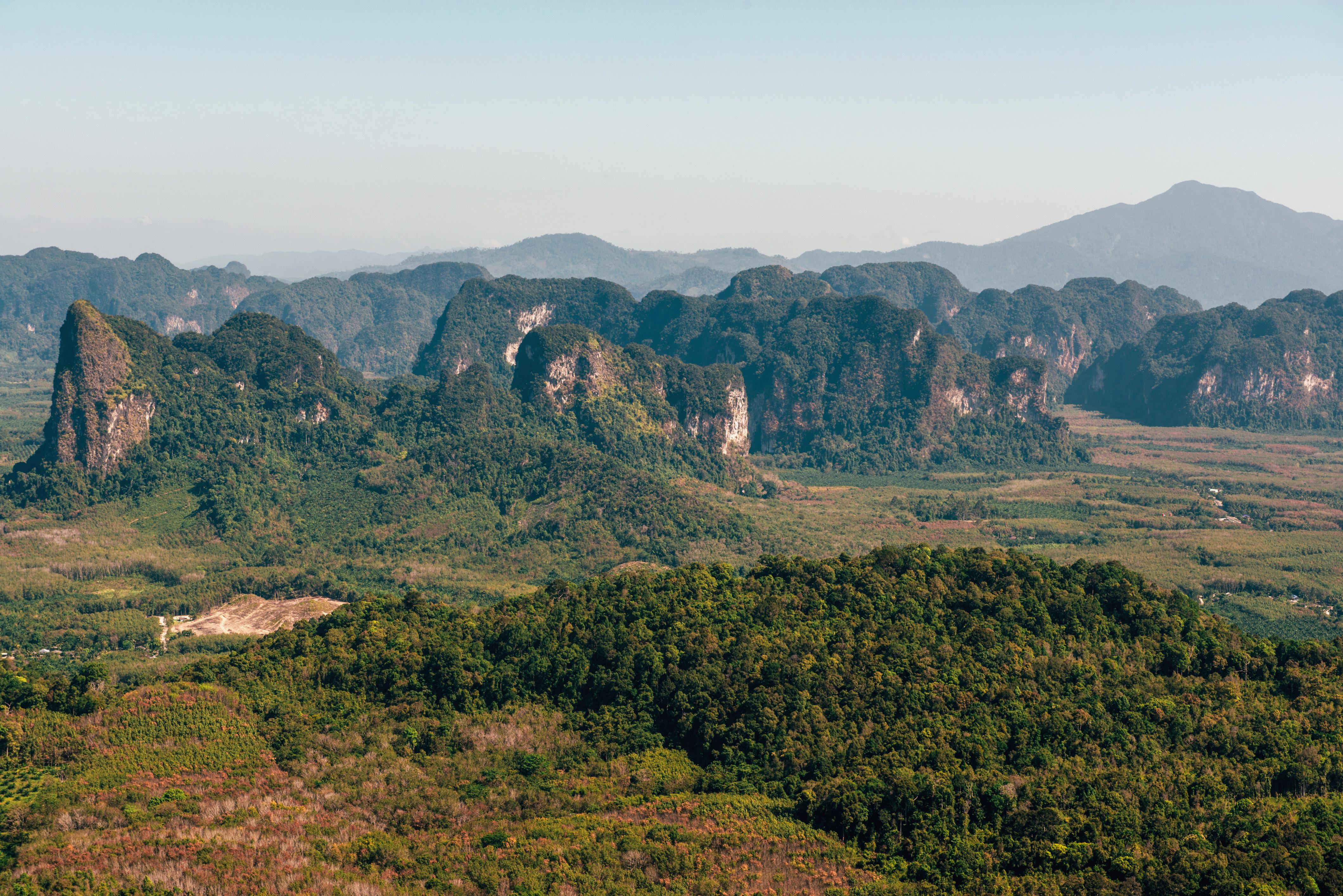 Национальный парк Таб Каек Ханг Нак