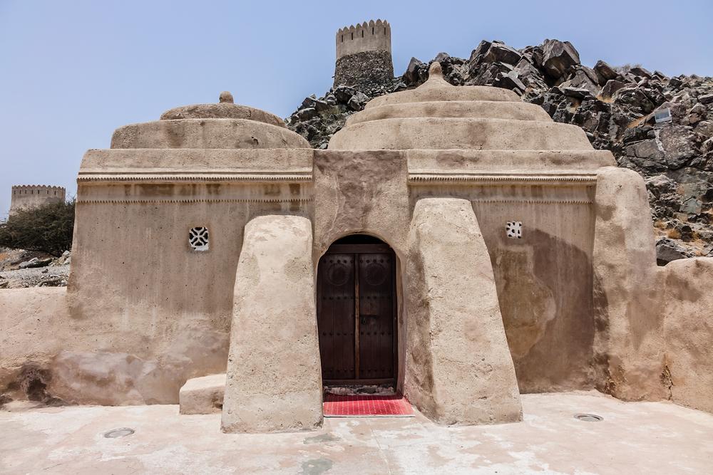 Мечеть Аль-Бадия. Фуджейра, ОАЭ.