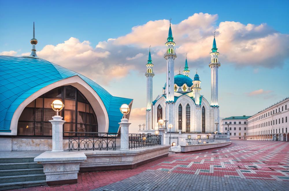 Мечеть Кул-Шариф в Кремле