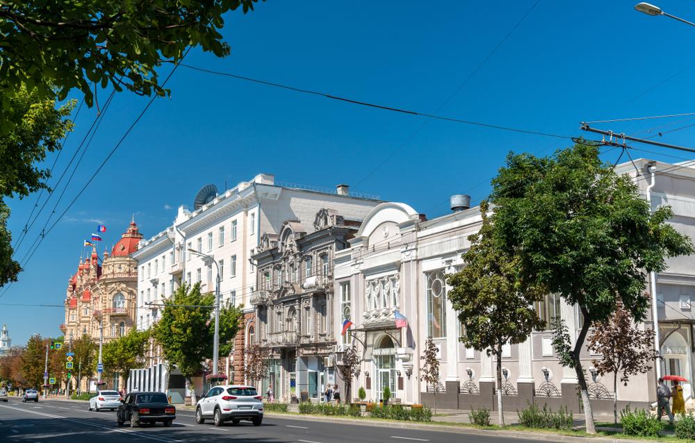 Ростов-на-Дону, Россия
