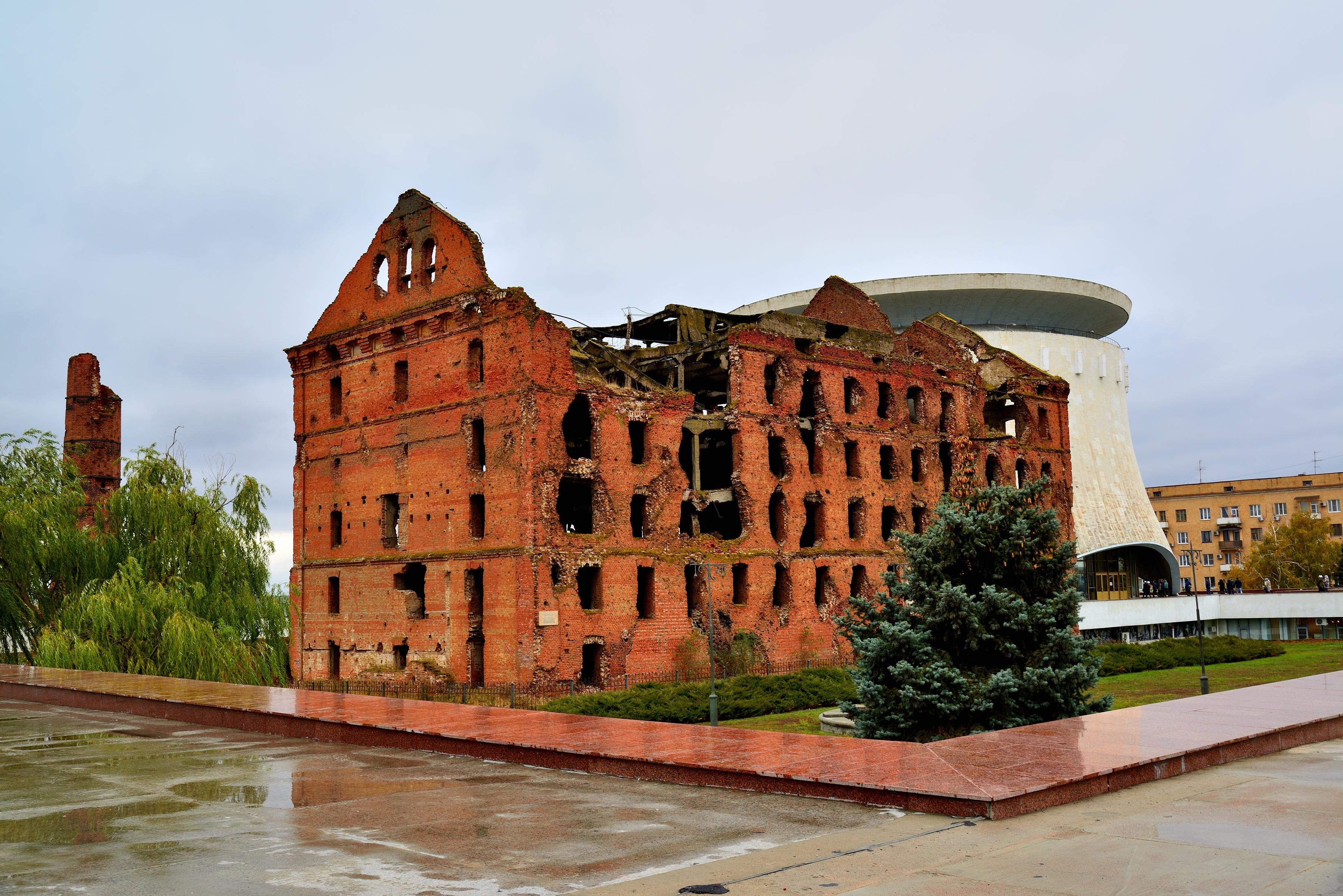 Мельница Грудинина (Гергардта)