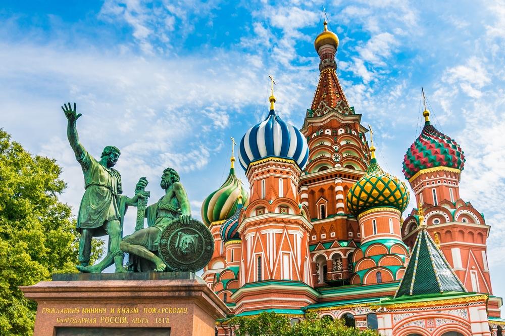 Покровский собор, Москва
