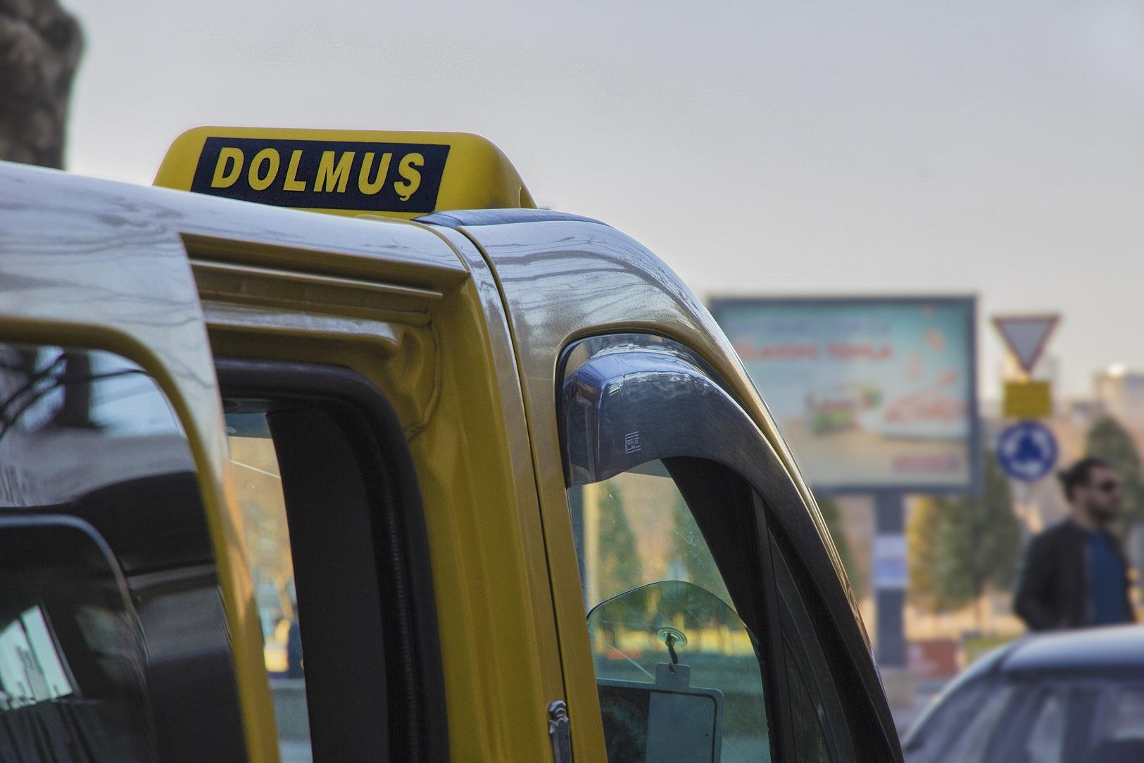 Долмуш, Алания, Турция