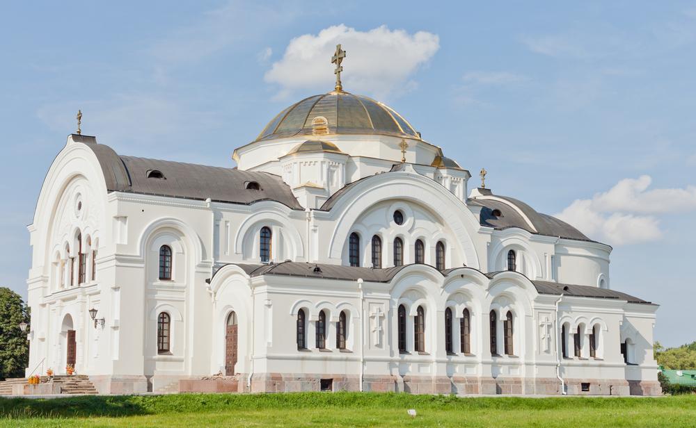 Свято-Николаевский собор на территории Брестской крепости