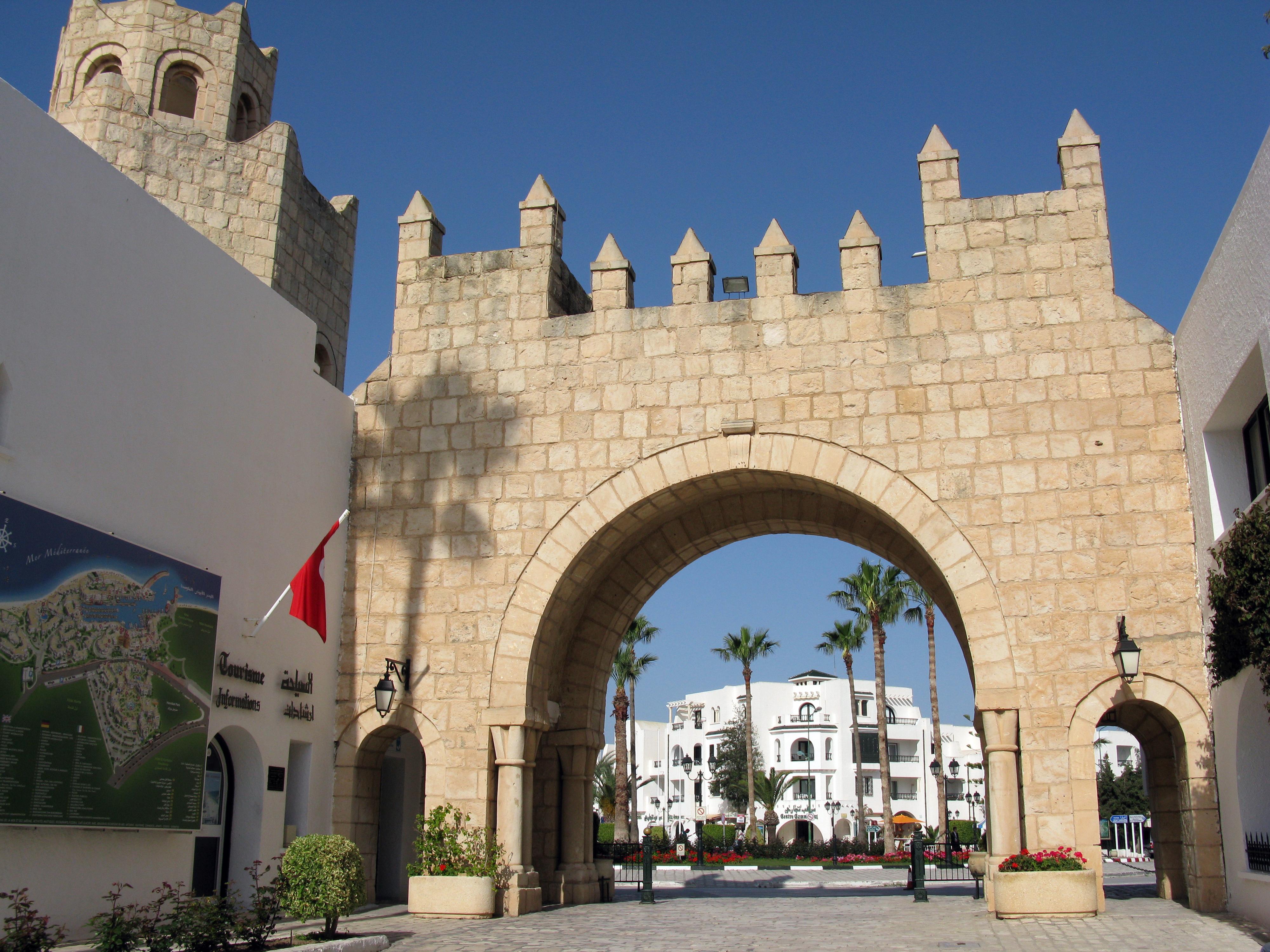 Медина Порт Эль-Кантауи, Тунис