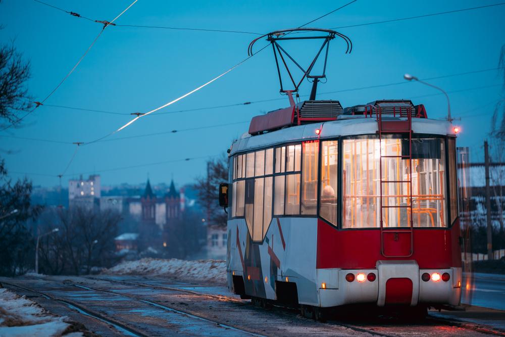 Витебский трамвай
