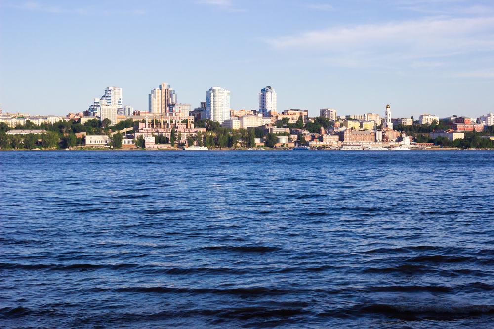 Волга, Самара