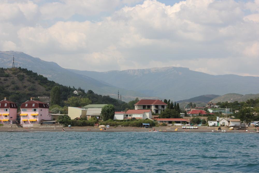 Солнечногорское, Крым