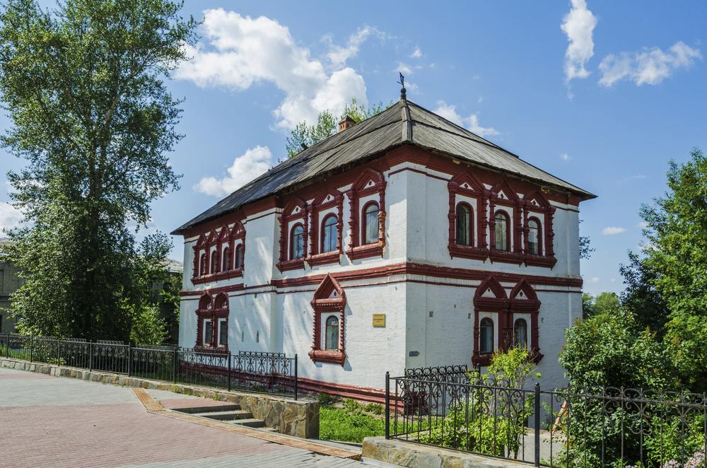 Воеводский дом