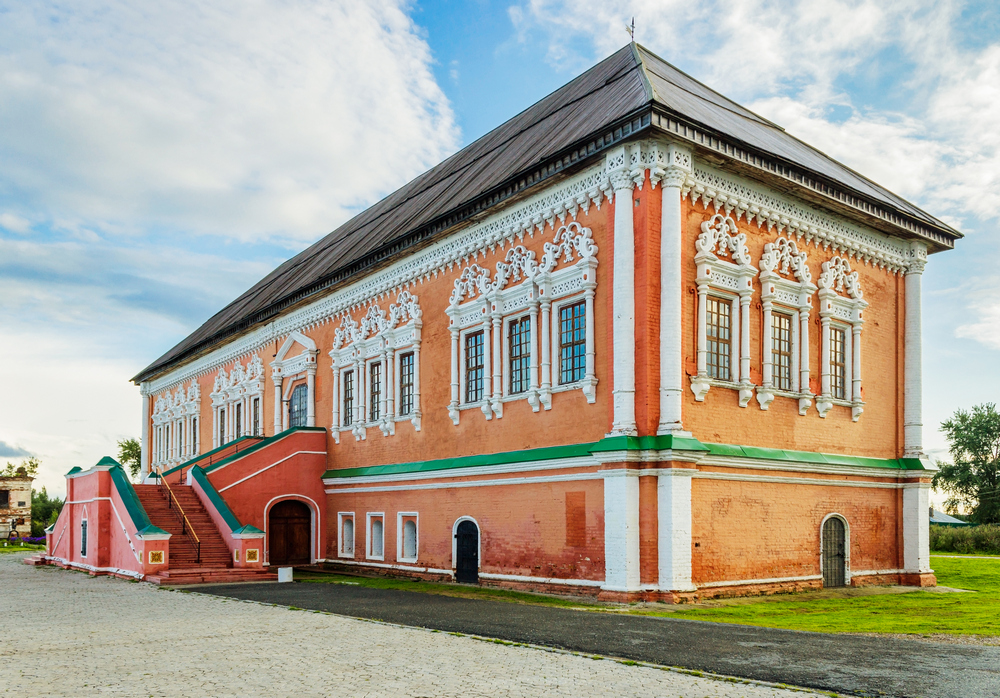 Строгановские палаты