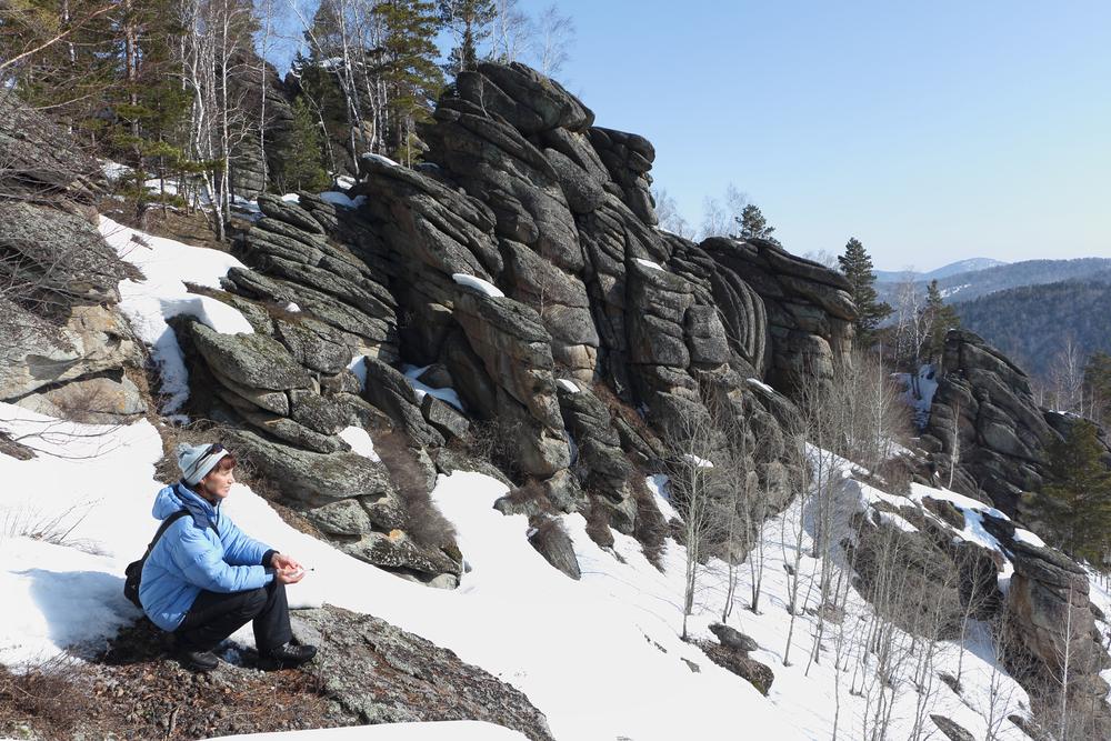 Скалы в Белокурихе
