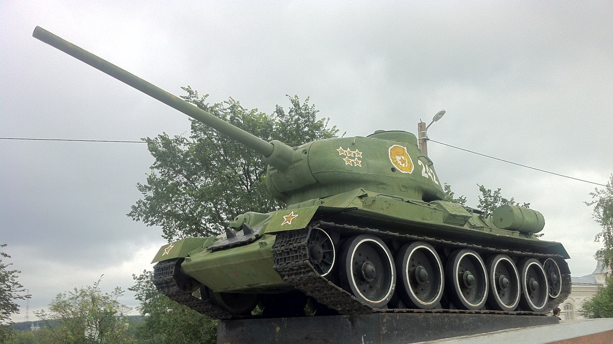 Музей пермской артиллерии