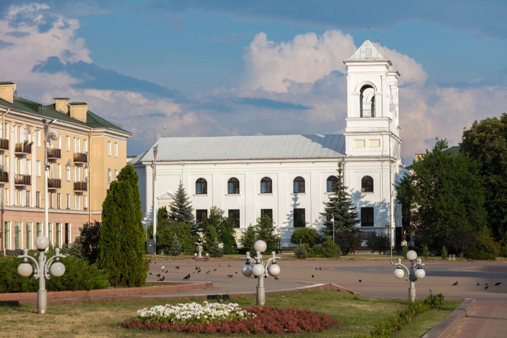 Церковь Воздвижения Святого Креста