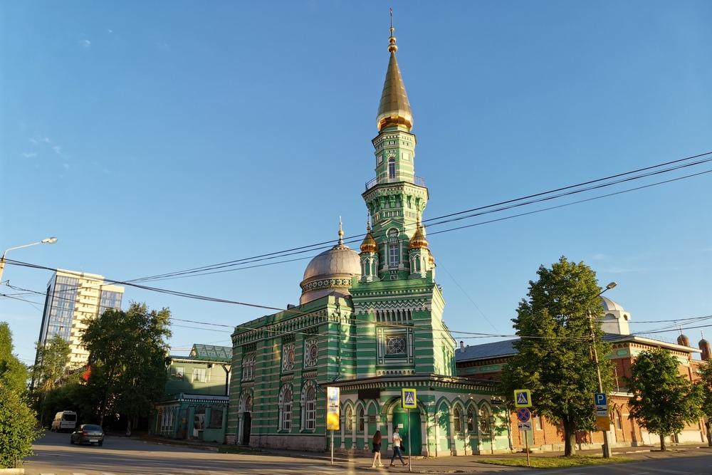 Пермская мечеть