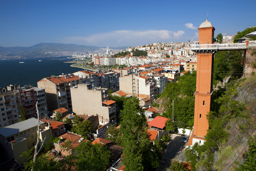 Асанёр, Измир, Турция.