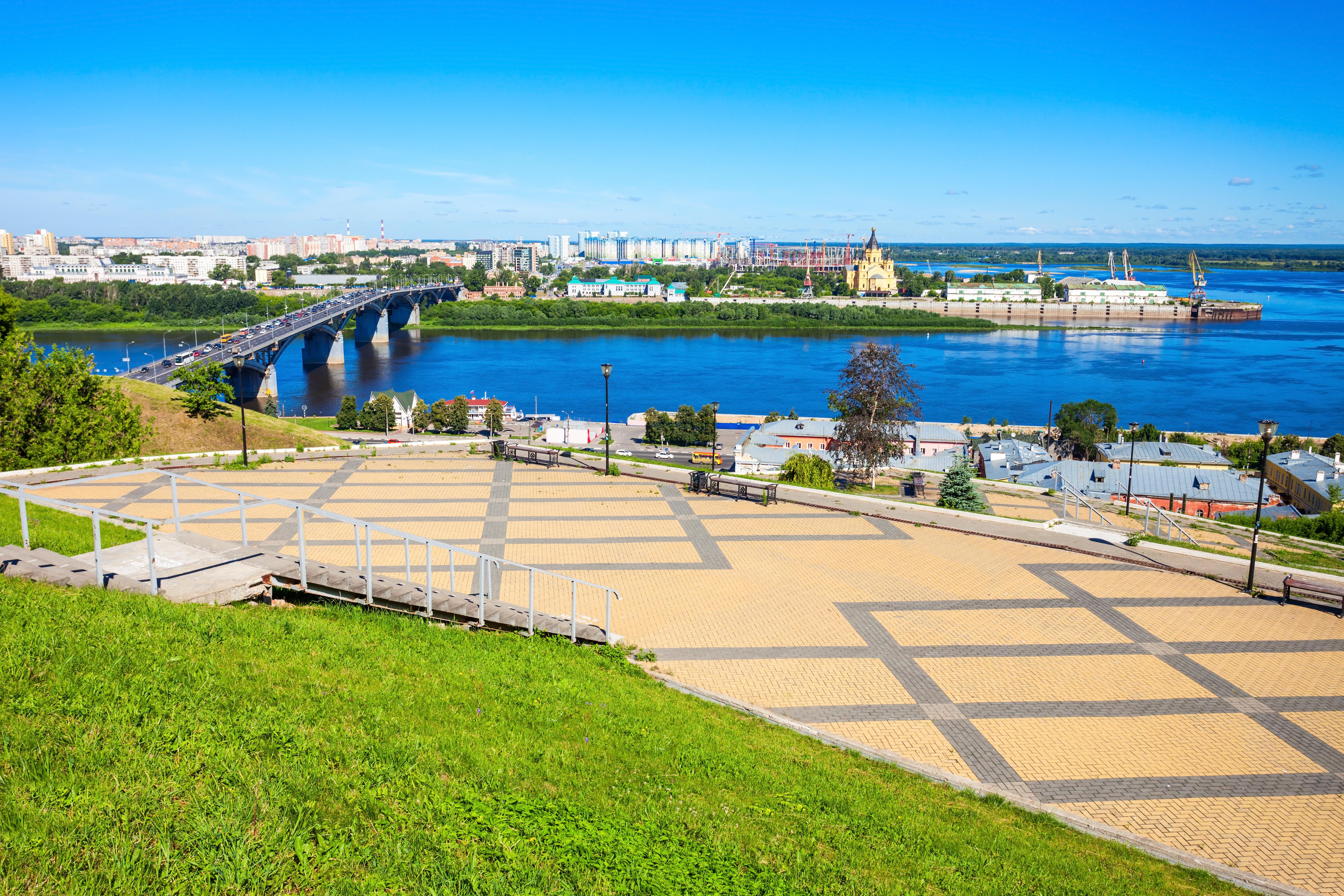 Федоровская набережная, Нижний Новгород
