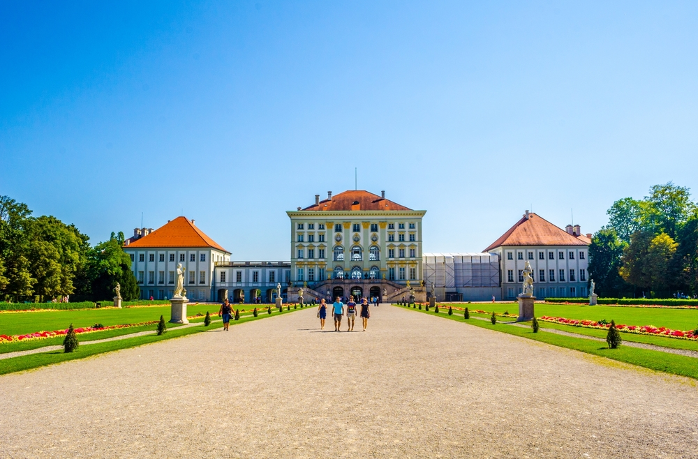 Дворец Нимфенбург, Мюнхен