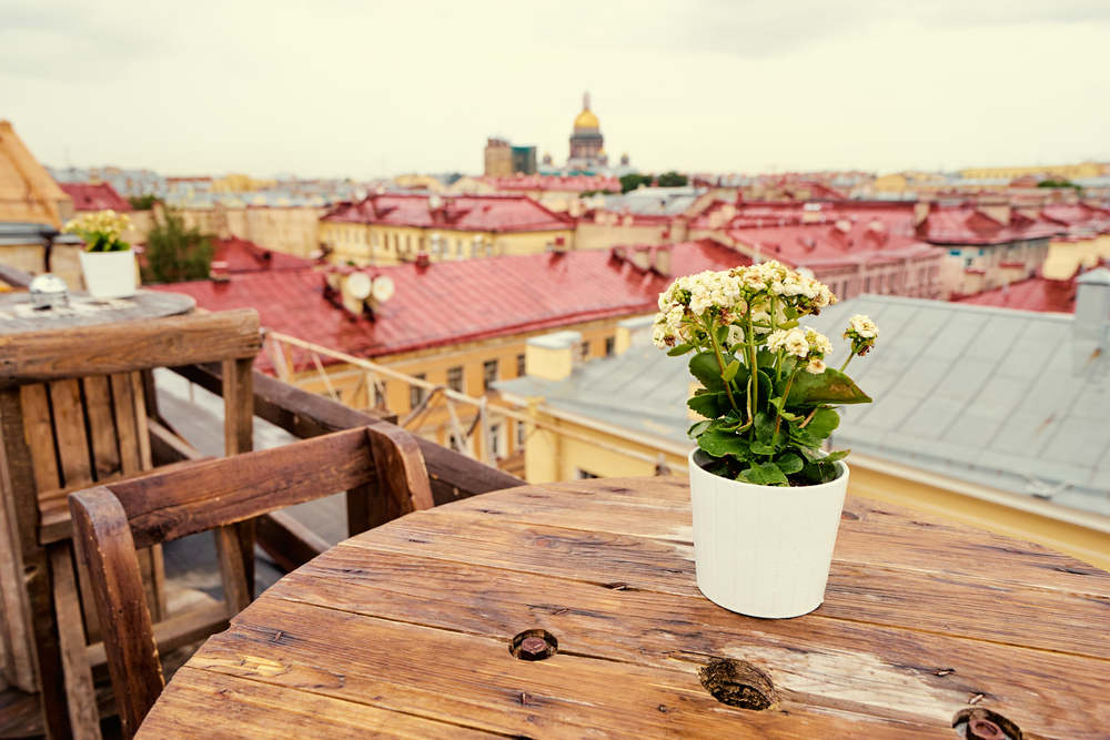 Накрыше, Санкт-Петербург