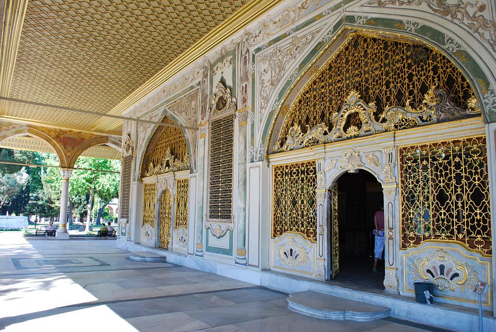 Дворец Топкапы. Стамбул, Турция.