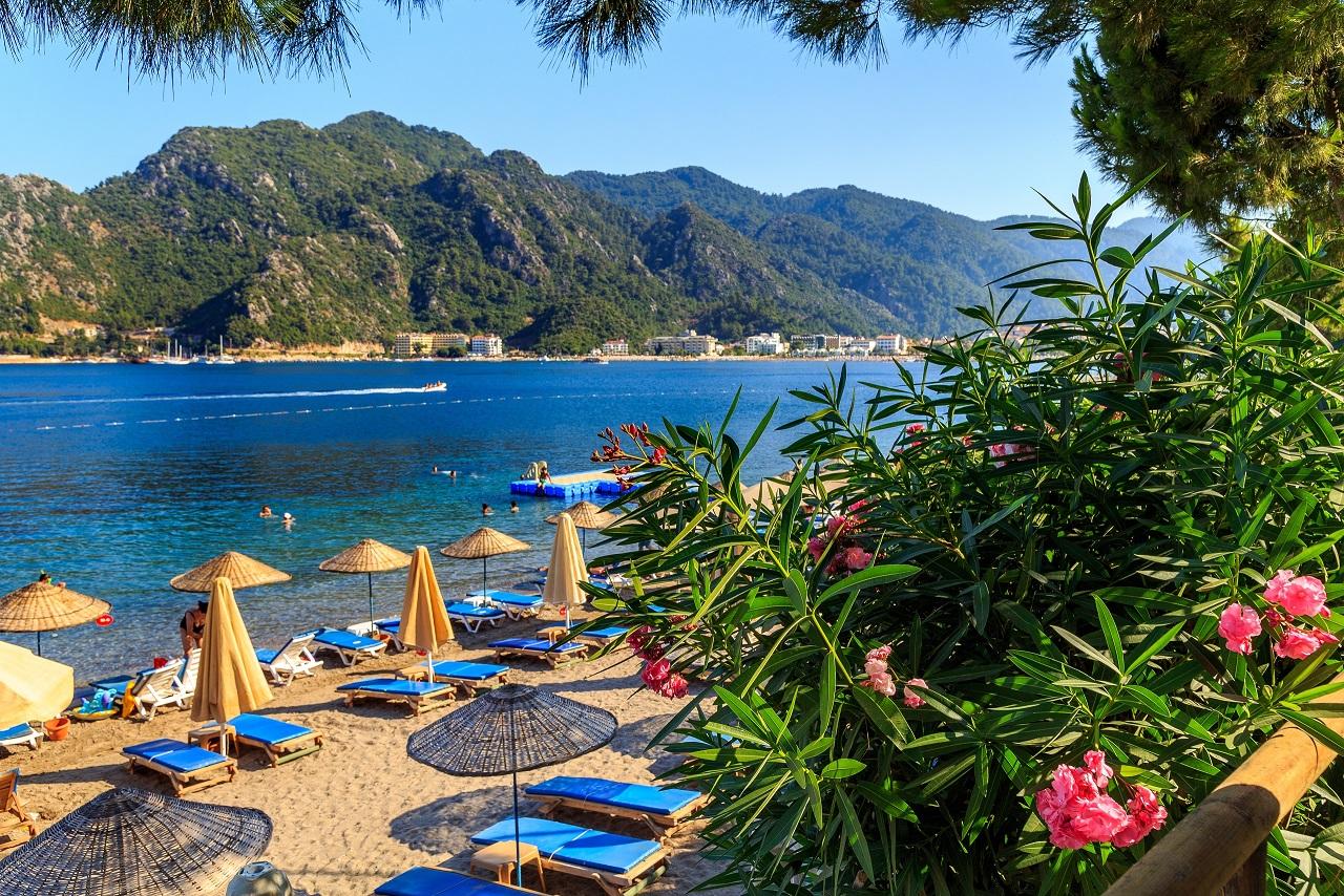 Курорт Мармарис, Турция