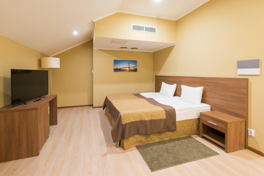Часть апартаментов в отеле 3 звезды Bridge Mountain