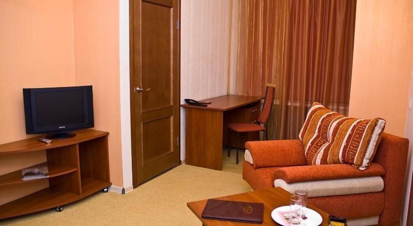 Номер в отеле «Пингвин» в Соликамске