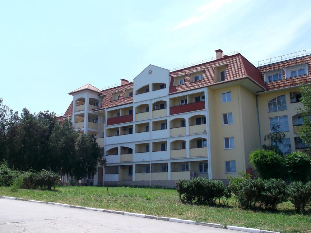 Отель, Феодосия, Крым