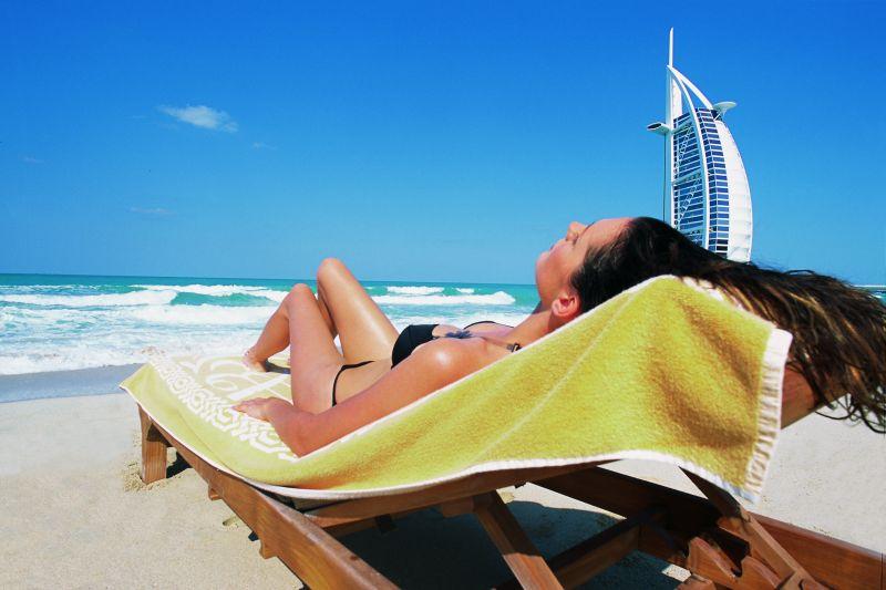 Отель Jumeirah Dar Al Masyaf, Дубай, ОАЭ.