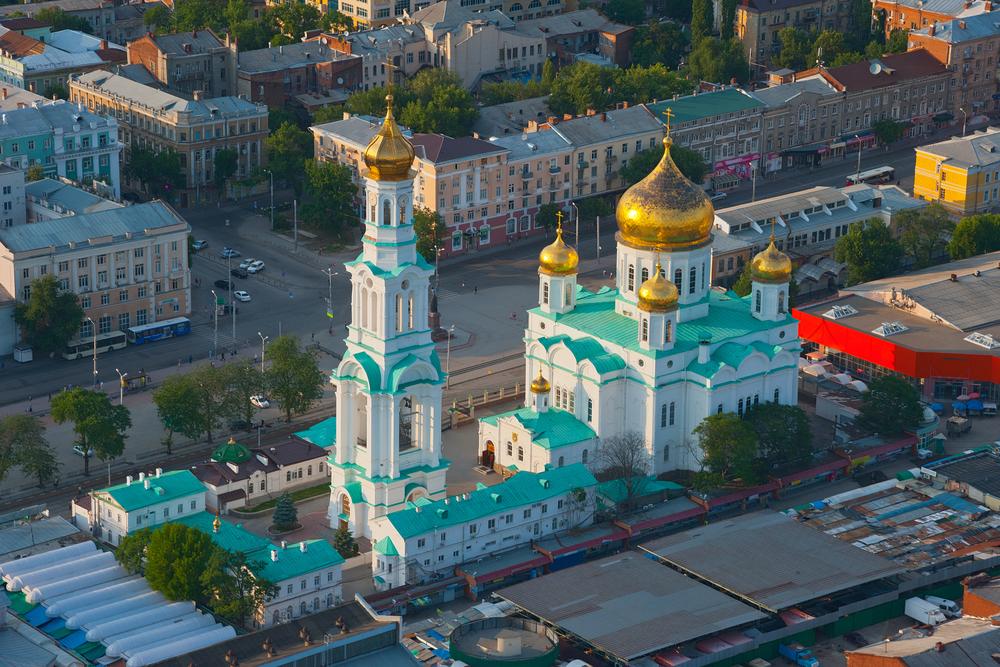 Кафедральный собор, Ростов-на-Дону