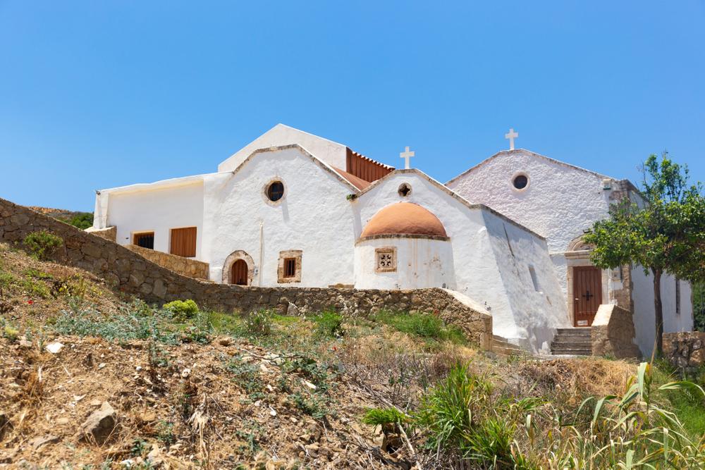 Церковь Святой Пелагии