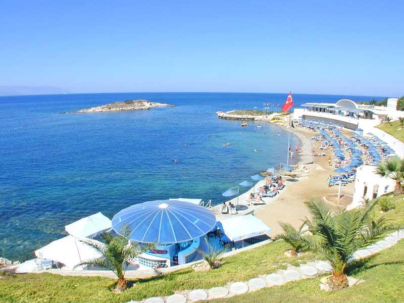 Отель Grand Blue Sky, Кушадасы, Турция