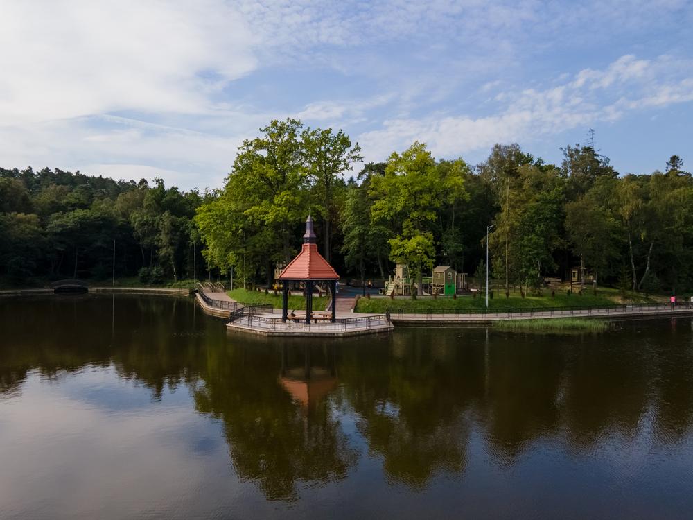 Тихое озеро, Светлогорск