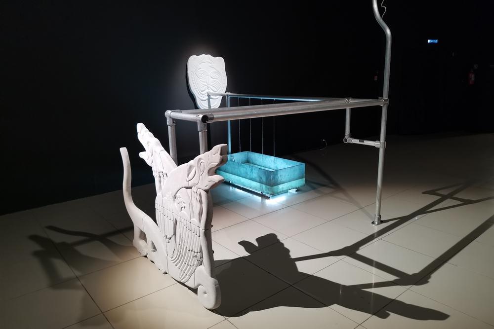 Экспонат в музее PERMM