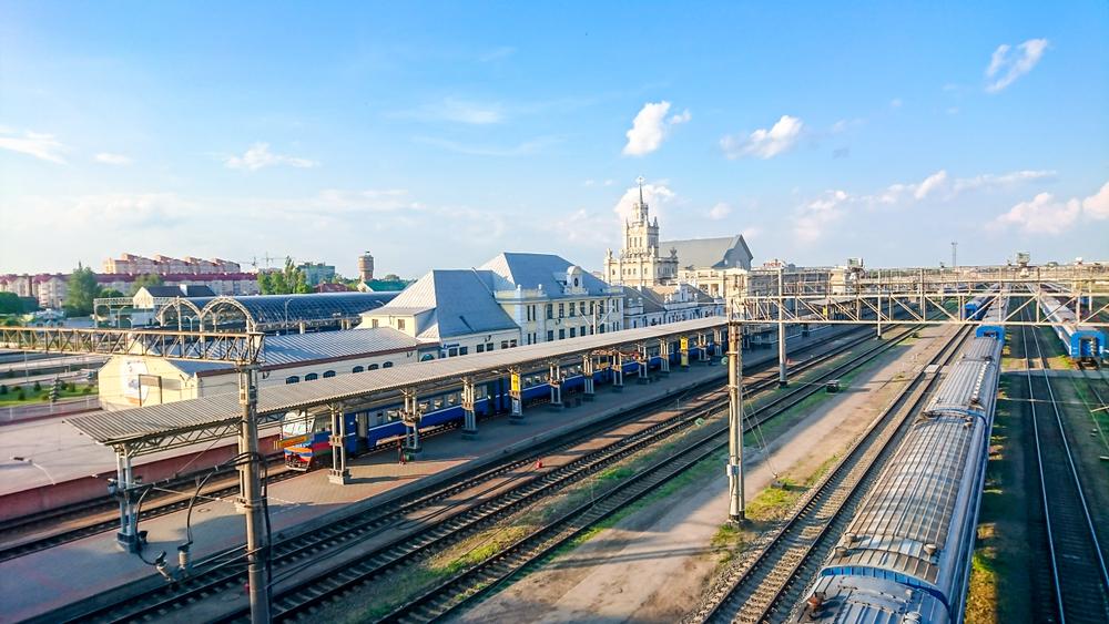 Брестский ж/д вокзал