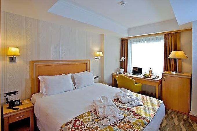 Отель Husa Vizon Hotel, Стамбул, Турция
