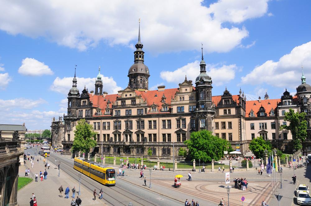Дрезденский дворец-резиденция