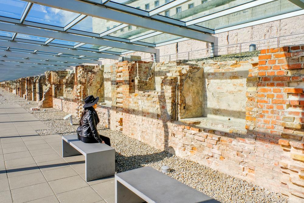 «Топография террора», Берлин