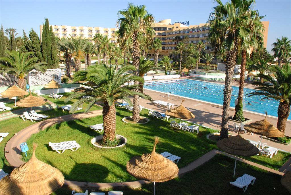 Отель Kheops, Набель, Тунис
