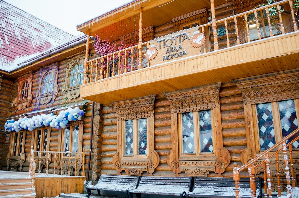 Вотчина Деда Мороза, Россия