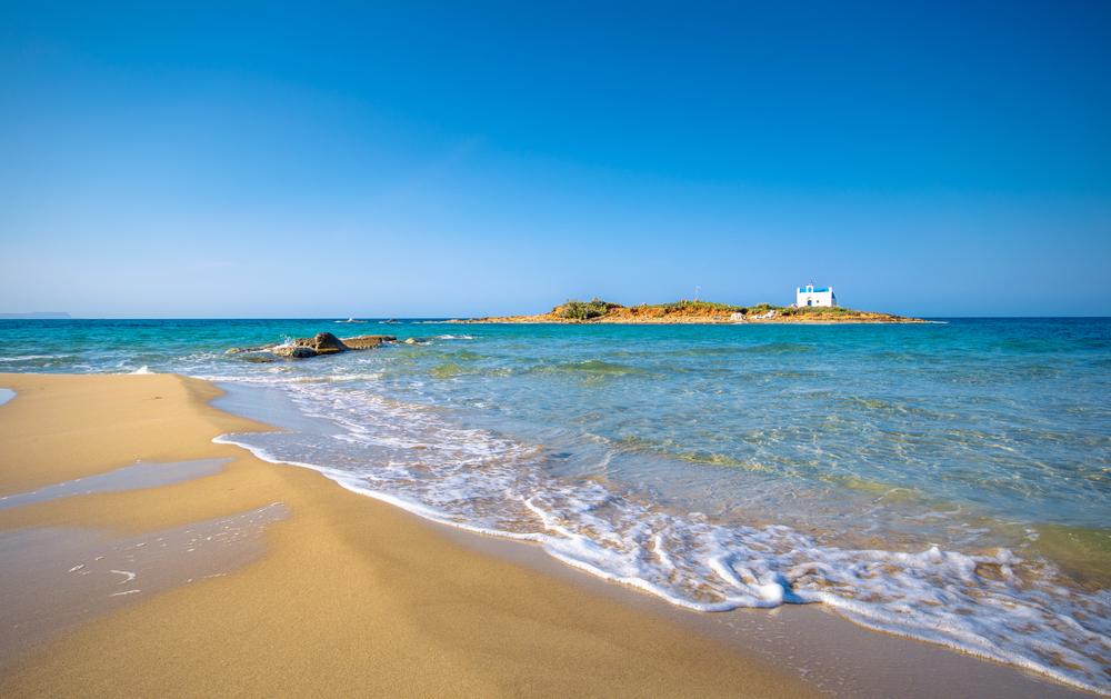 Пляж Малия