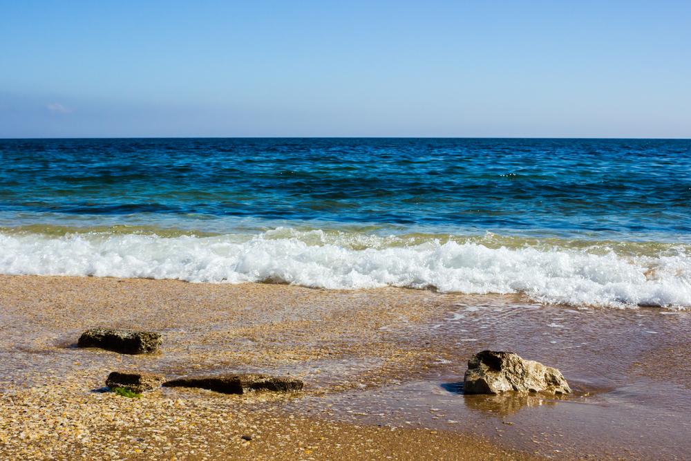 Море, Феодосия