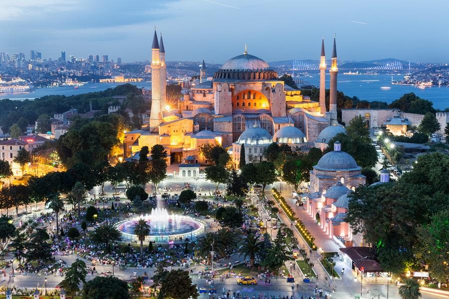 Отдых в Стамбуле. Все что нужно знать о Стамбуле:погода, карта, достопримечательности, отели