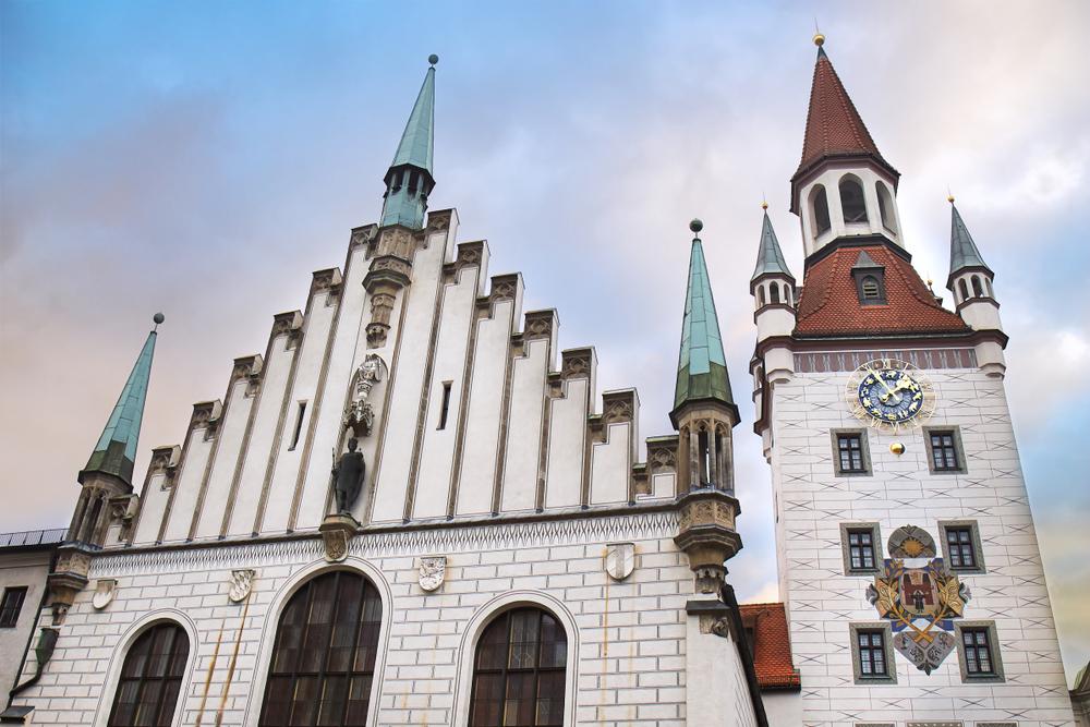 Музей игрушек вСтарой ратуше, Мюнхен