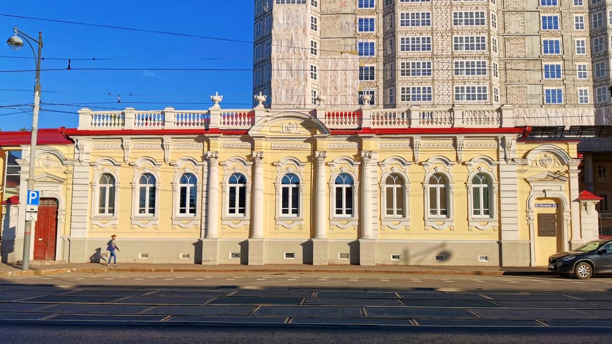 Дом купца Михайлова