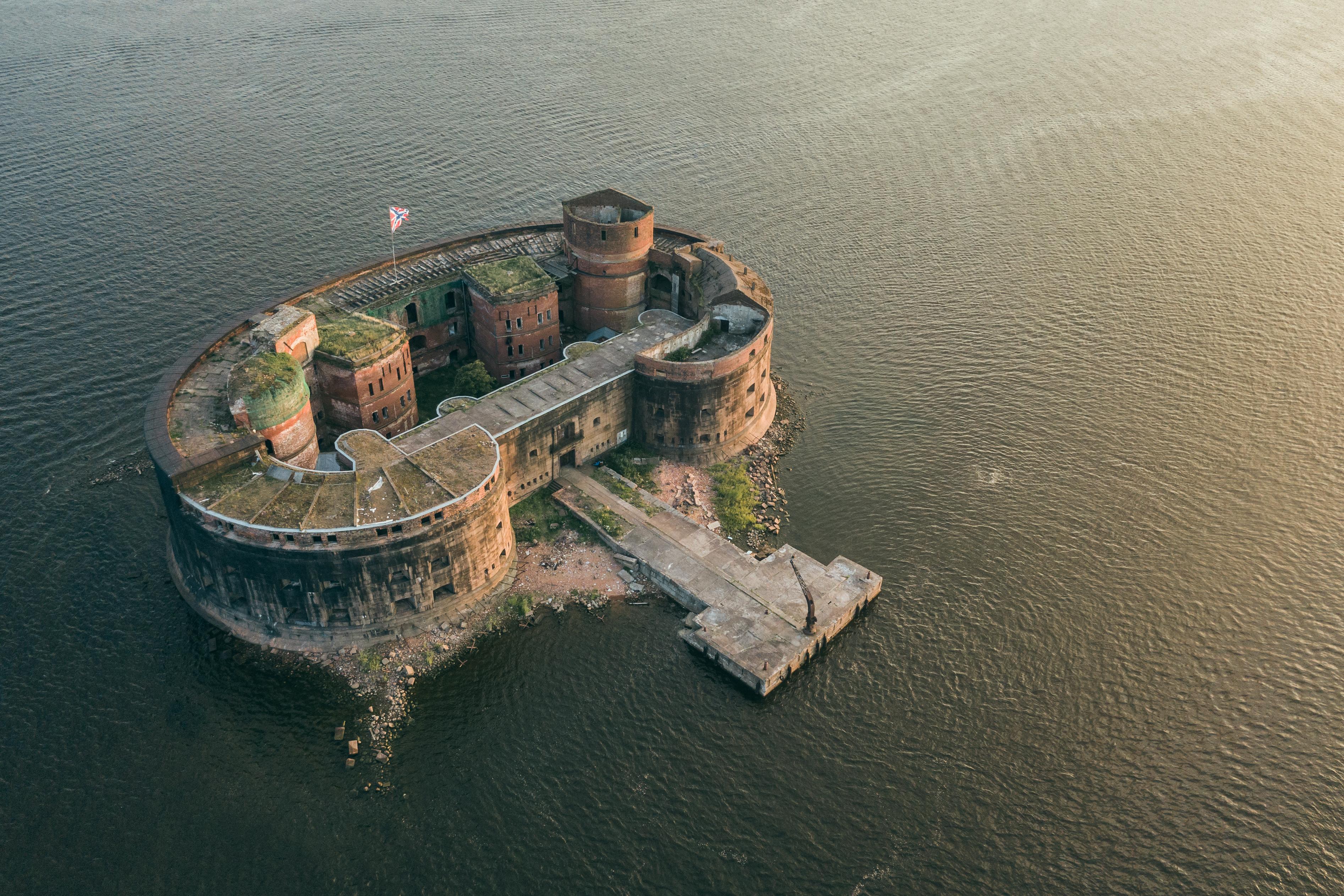 Форт «АлександрI», Кронштадт
