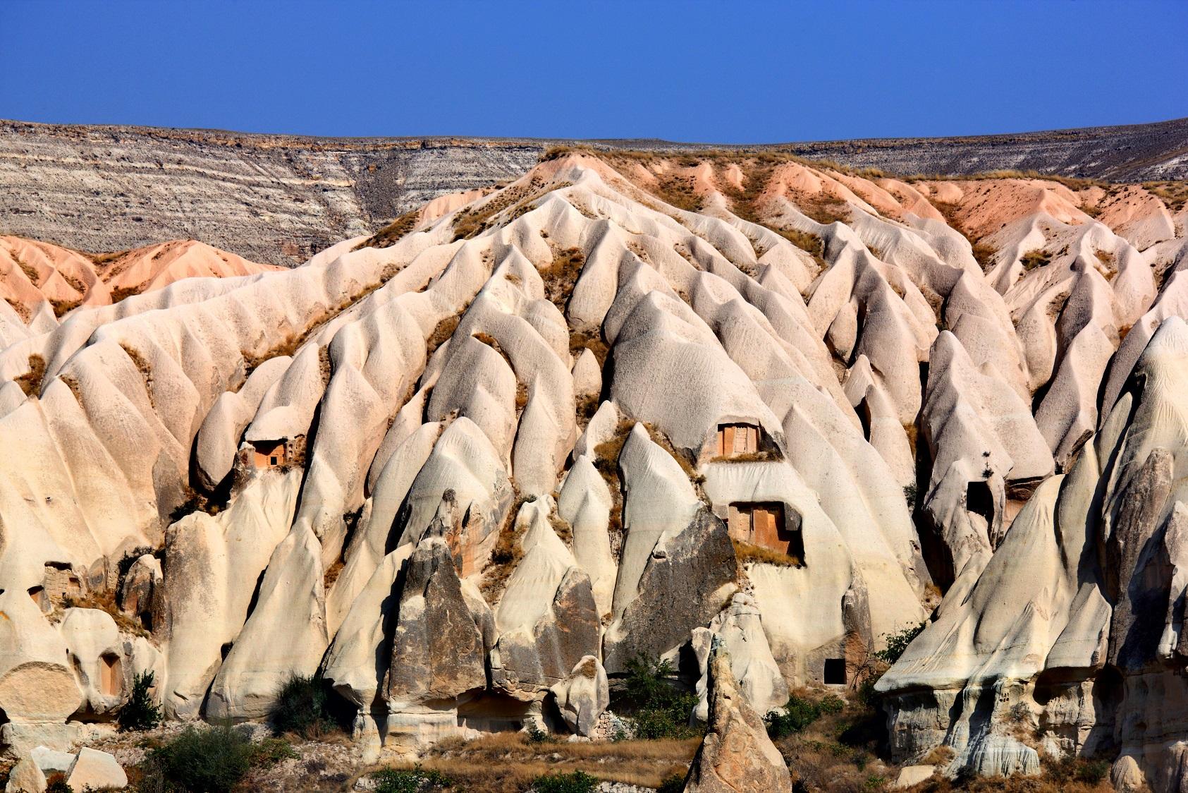 Долина мечей в Каппадокии