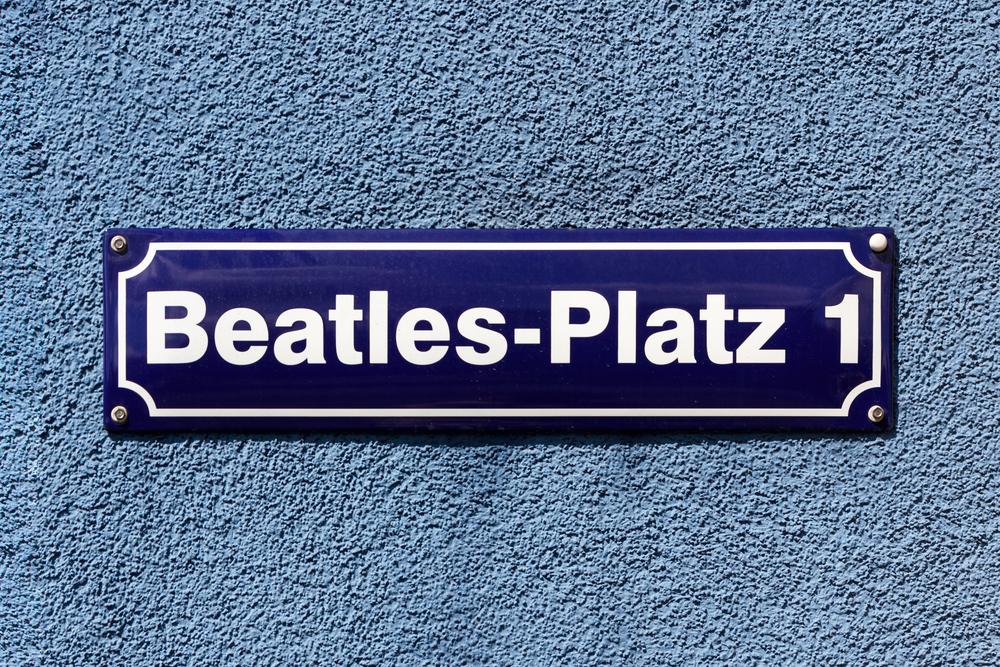 Битлз-плац, Гамбург