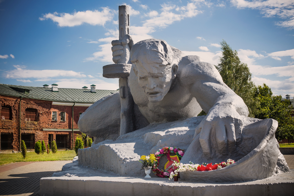 Монумент «Жажда»