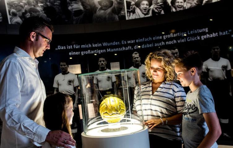 Немецкий музей футбола, Дортмунд