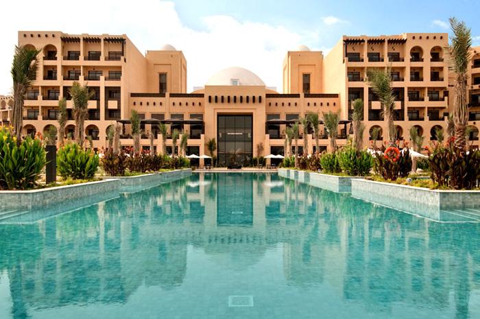 Отель Hilton Ras Al Khaimah Resort & Spa, Рас-эль-Хайма, ОАЭ.